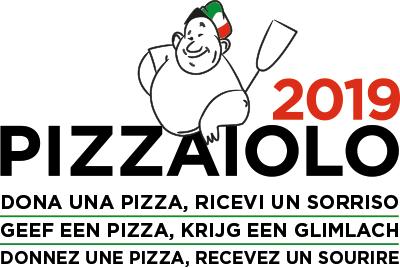 Geef een pizza, krijg een glimlach